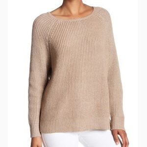 JOIE Emari G Ribbed Sweater! Size M.